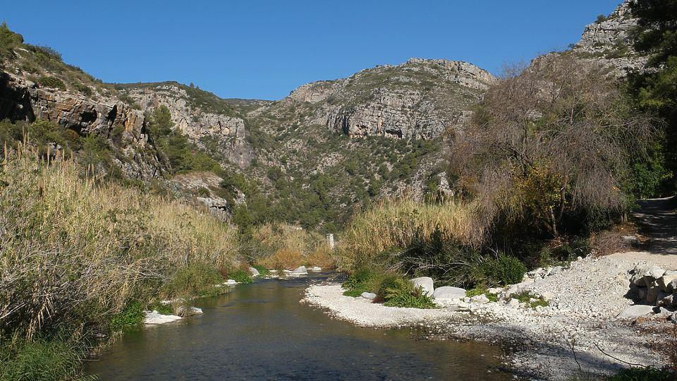 La Vía Verde del Serpis, ruta de Villalonga a Lorcha