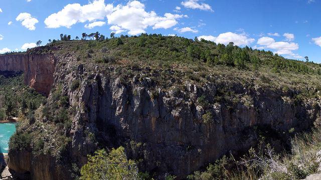 Ruta de los Pantaneros: los puentes colgantes de Chulilla